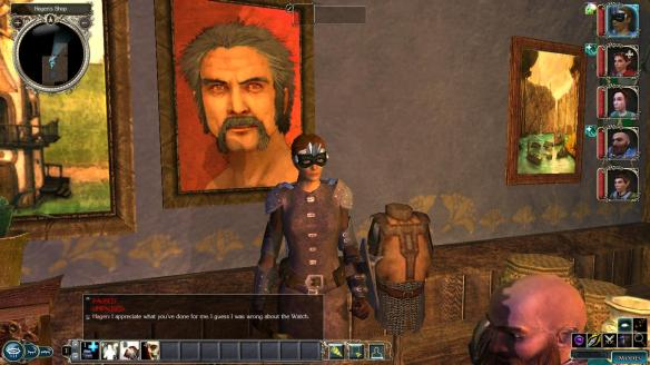 The Neverwinter Nights Pornstache